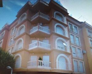 Piso con terraza en Centro, Almansa