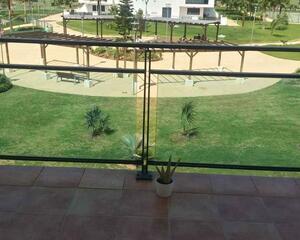 Piso con piscina en Retamar - Toyo, Almería