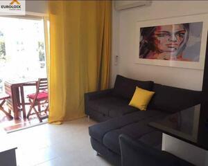 Apartamento con jardin en Playa De Poniente, Finestrat