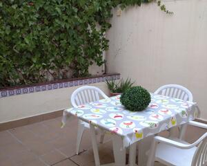Casa con patio en Viaducto, Centro Alcoy