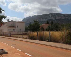 Parcela en Campo, Centro Urbano Denia