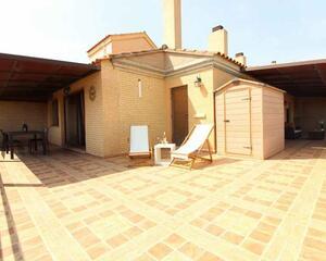 Ático de 3 habitaciones en El Alborgí, Paterna