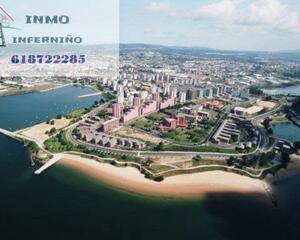 Piso de 3 habitaciones en Caranza, Ferrol