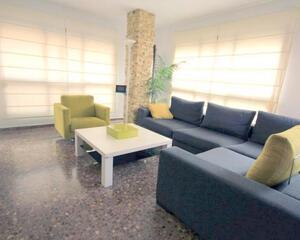 Piso con terraza en Benicalap, Valencia