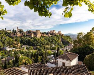 Solar con terraza en Albaycin, Albaicín Granada