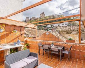Ático con terraza en Albaycin, Albaicín Granada