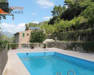 Casa con piscina en Sóller