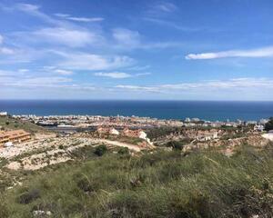 Parcela con vistas al mar en Montealto , Benalmádena