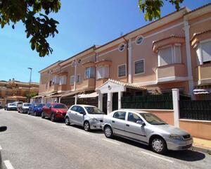 Adosado con terraza en Churriana, Málaga