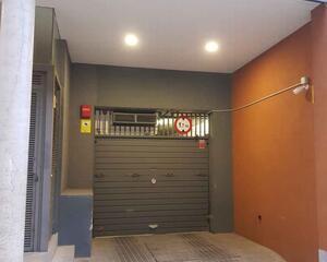 Garaje en Vallcarca i els Penitents, Gràcia Barcelona