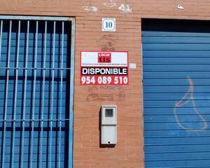Nave Industrial de 1 habitación en Pio XII, Ronda Pio XII Sevilla