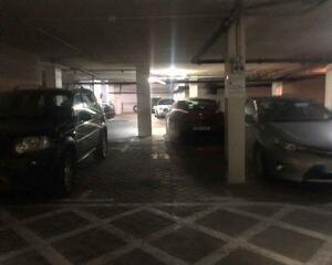 Plaza de aparcamiento en Nervión Centro, Nervión Sevilla