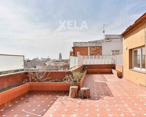 Ático de 4 habitaciones en Navas, Sant Andreu Barcelona