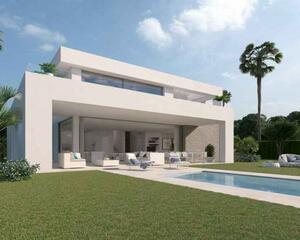 Casa con jardin en Sitio De Calahonda , Mijas