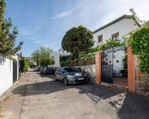 Casa con terraza en Alminares, Centro Granada