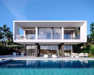 Villa en Valle Romano Golf, Costa Natura Estepona