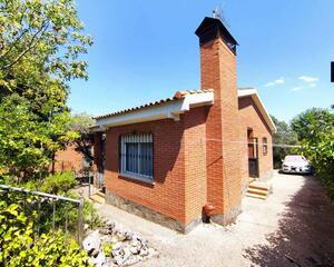 Chalet de 3 habitaciones en El Bosque de Henares, Pioz