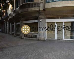 Local comercial en Nova Esquerra de l'Eixample, Eixample Barcelona