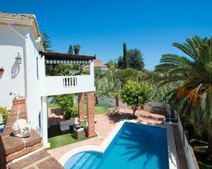 Villa en Capellania-Higueron, Benalmádena
