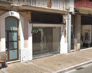 Local comercial en Creu-Migdia, Eixample Girona