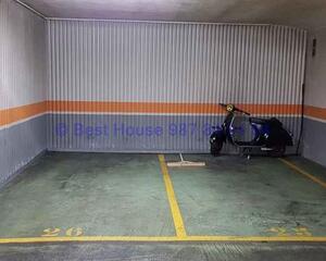 Garaje en Centro, Armunia León