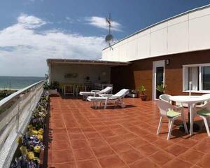 Ático con terraza en Praia America, Nigrán