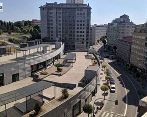 Piso de 2 habitaciones en Pza. España, Casablanca Vigo