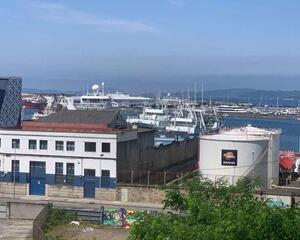 Piso de 2 habitaciones en Berbés, Travesas Vigo