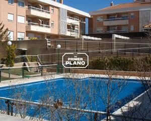Piso con terraza en Universidad, Albacete